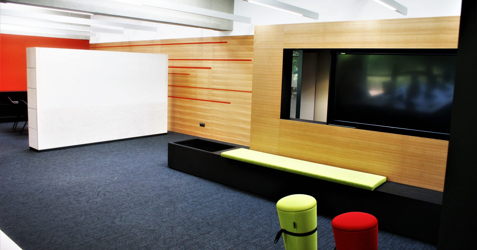 Design am Fußboden |
